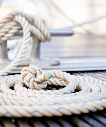 Atracação e ancoragem